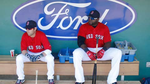 The Red Sox test their latest chemistry experiment