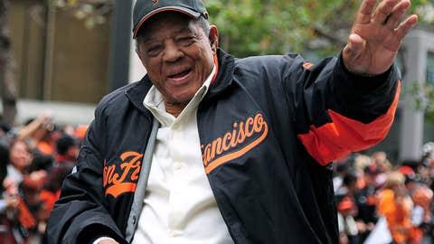 Willie Mays, 82