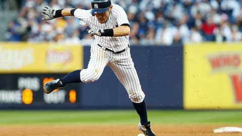 Loser: New York Yankees