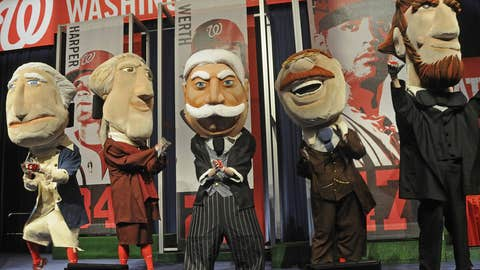 Racing Presidents, Nationals