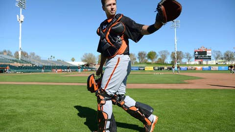 Buster Posey, $167 million, 9 years