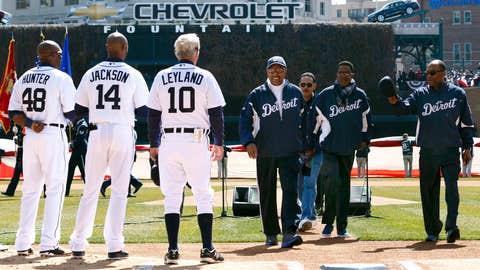 Detroit: The Four Tops