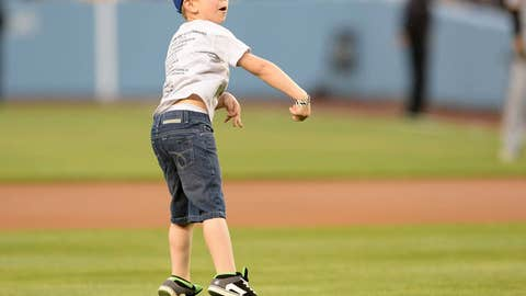 LA Dodgers: Trenton Martin