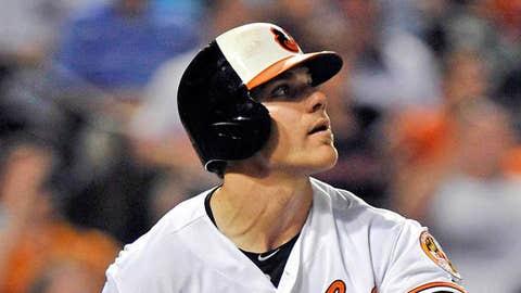 Image: Orioles first baseman Chris Davis (©Joy R. Absalon/USA TODAY Sports)