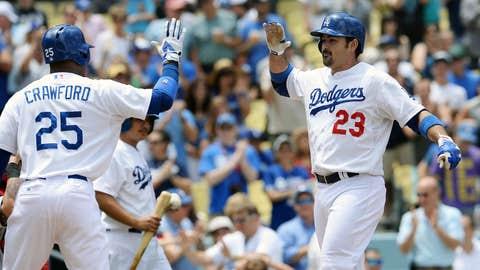 May 25: Adrian Gonzalez