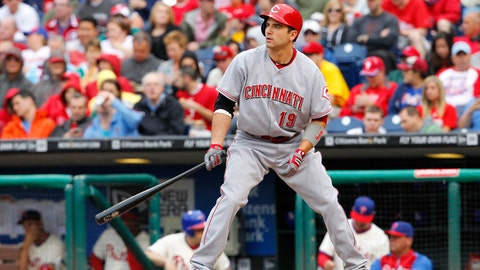 May 18: Joey Votto
