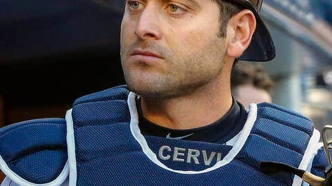 Francisco Cervelli, Yankees catcher
