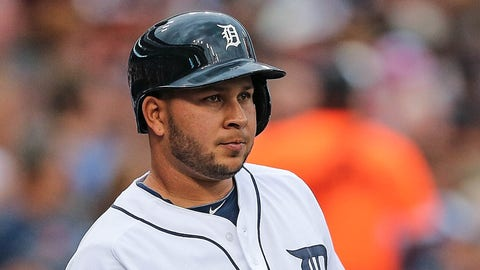 Jhonny Peralta, Tigers SS
