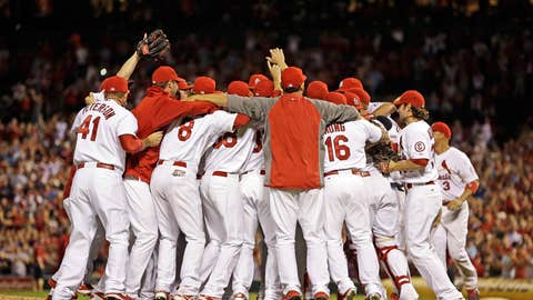 NL Central champions!