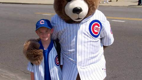 Billy Cub, Chicago Cubs