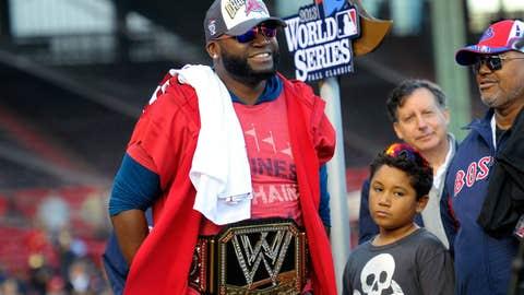 Champ deserves a belt