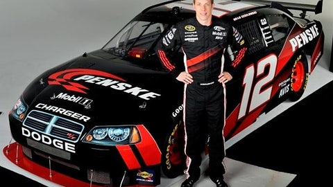No. 12 Penske Racing Dodge