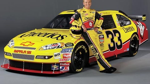 No. 33 Cheerios Chevrolet