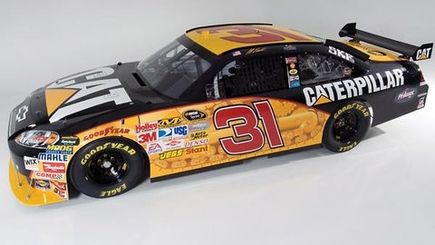 No. 31 Caterpillar Chevrolet