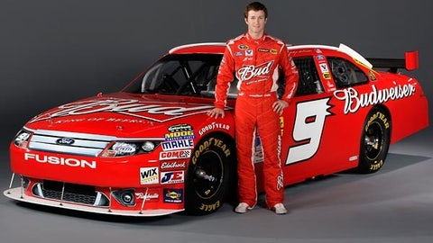 No. 9 Budweiser Ford