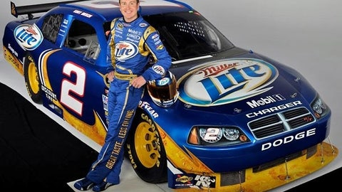 No. 2 Miller Lite Dodge