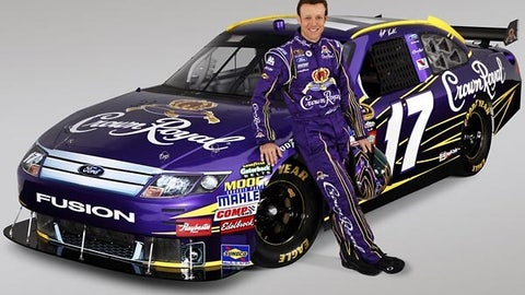 No. 17 Crown Royal Ford