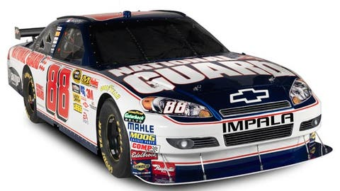 No. 88 Amp Energy / National Guard Chevrolet