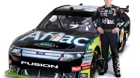 No. 99 Aflac Ford
