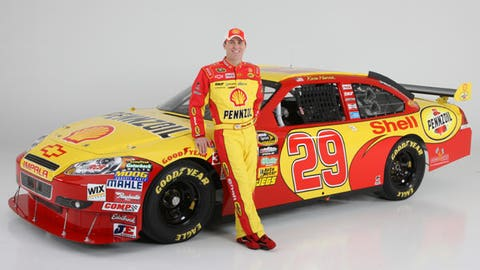 No. 29 Shell Pennzoil Chevrolet