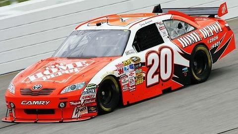 No. 20 Home Depot Toyota
