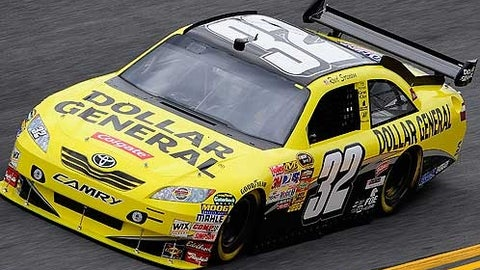 No. 32 Dollar General Toyota