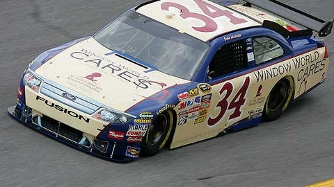 No. 34 Window World Cares Ford