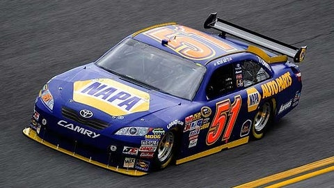 No. 51 NAPA Toyota