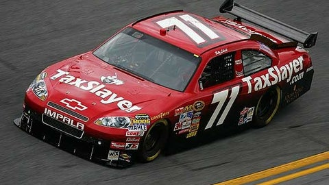 No. 71 TaxSlayer.com Chevrolet