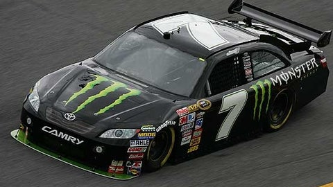 No. 7 Monster Energy Toyota