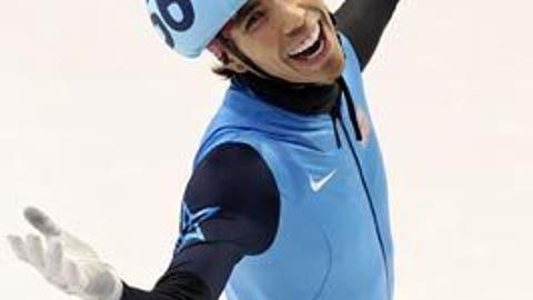 Apolo Anton Ohno, Olympic gold medal short-track speedskater