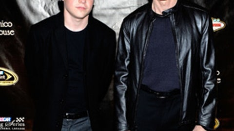 Mark Martin and Matt