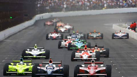 The Fast Nine at Indy