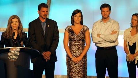Earnhardt Family (Streeter Lecka/Getty)