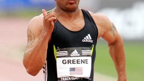 Maurice Greene, Olympic gold-medal sprinter