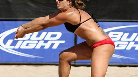 Misty May-Treanor, Olympic gold-medal beach volleyball player