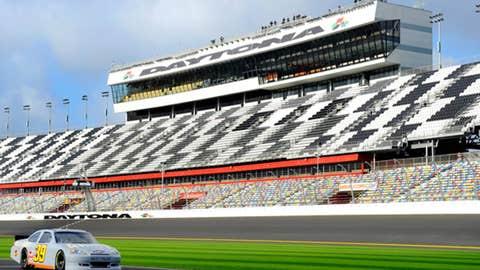 Just wait 'til the grandstands are filled