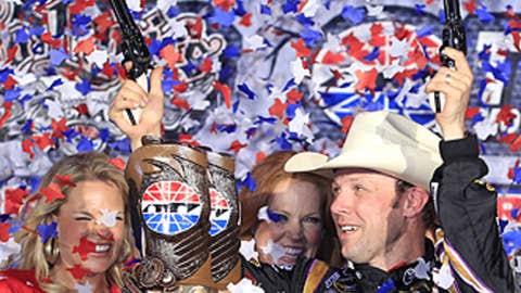 Matt Kenseth, three wins