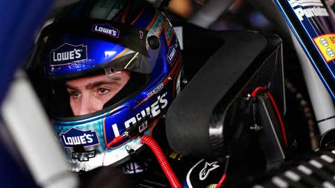 Jimmie Johnson, two wins