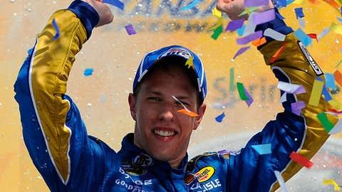 Brad Keselowski, three wins
