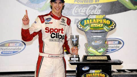 Joey Logano, one win