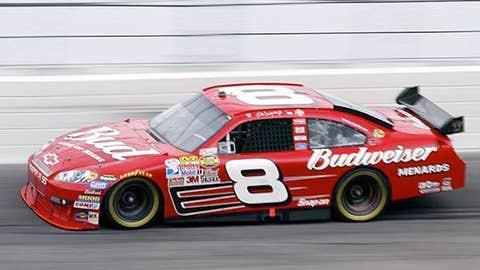 Dale Earnhardt Jr. - 100 points, $100,000 fine