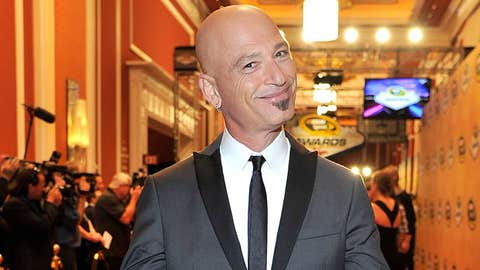 Howie Mandel (Photo by Jeff Bottari/Getty Images for NASCAR)