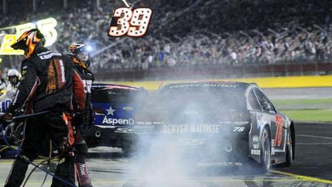 NASCAR Sprint Cup Series driver Kurt Busch