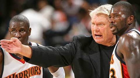 Don Nelson (1,335-1,063, 55.7%)