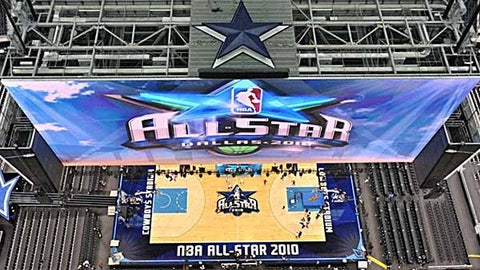 Big star for All-Stars