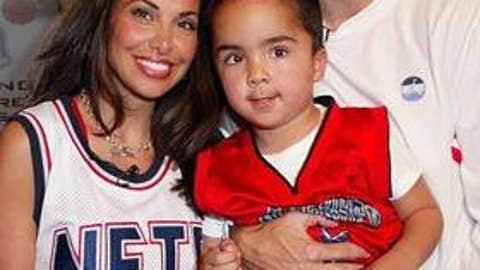 Jason Kidd and Joumana Kidd