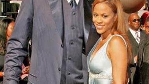 Shaquille O'Neal and Shaunie O'Neal