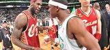 Cavs-Celtics Game 6 action
