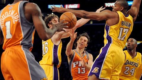 Will the Suns' stars raise their games?